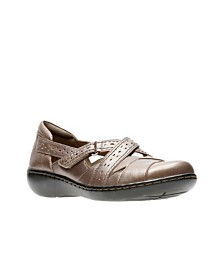 Clarks Collection Women's Ashland Spin Q Flats