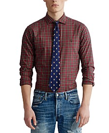 Polo Ralph Lauren Men's Twill Sport Shirt