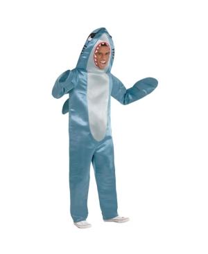 Shark Scare Adult Men's Costume