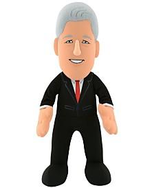 Bleacher Creatures President Bill Clinton Plush Figure