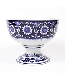 Chinoiserie Decorative Fruit Bowl