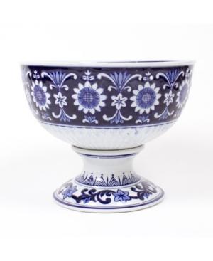 Image of 8 Oak Lane Chinoiserie Decorative Fruit Bowl
