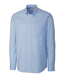 Men's Big & Tall Long Sleeves Epic Easy Care Tattersall Shirt