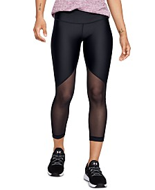 Under Armour HeatGear® Mesh Leggings