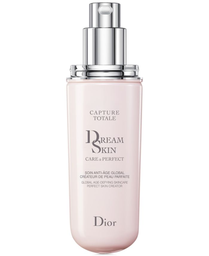 Dior Capture Dreamskin Care & Perfect - Complete Age-Defying Skincare Perfect Skin Creator – Refill, 1.7-oz. & Reviews - Skin Care - Beauty - Macy's
