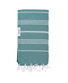 Classic Pestemal Fouta Turkish Cotton Beach Towel