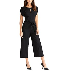 Esme Cropped Jumpsuit