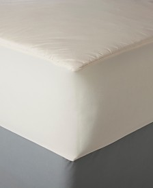 AllerEase Organic Cotton Top Twin Mattress Pad