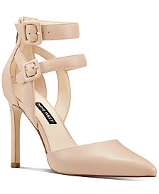 Nine West Tereza Pointed-Toe Pumps