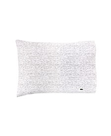 Lacoste Textured Dashes King Pillowcase Pair