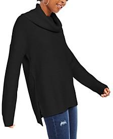 Juniors' Turtleneck Sweater