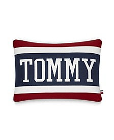 "Varsity 15"" X 20"" Decorative Pillow"