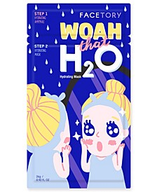 Woah That H2O Mask 5 Pack
