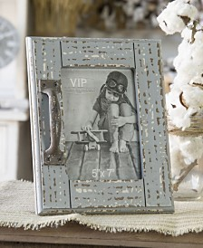 VIP Home & Garden Distressed and Wood Photo Frame