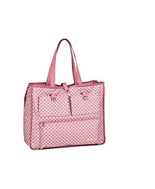 Jenni Chan Broadway Reversible 2-In-1 Carry-All Tote