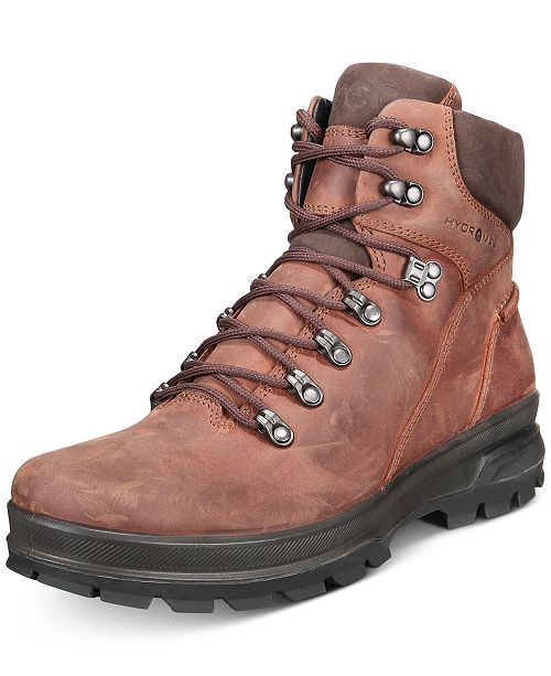 Ecco Men S Rugged Track Boots Reviews