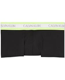 Calvin Klein Men's Neon Low-Rise Trunks