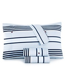 Tommy Hilfiger Abstract Twin Sheet Set