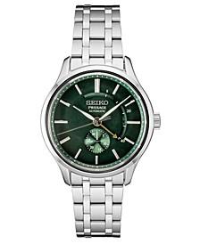 Men's Automatic Presage Stainless Steel Bracelet Watch 42mm