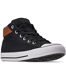 Men's Chuck Taylor Street Space Explorer Casual Sneakers from Finish Line