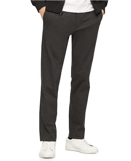 Calvin Klein Men's Slim-Fit Stretch Joggers
