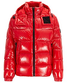 BOSS Men's Regular-Fit Down Jacket