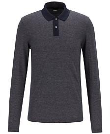 BOSS Men's Paschal Slim-Fit Polo Shirt