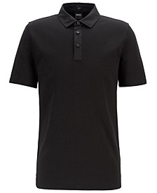BOSS Men's Plummer Slim-Fit Polo Shirt