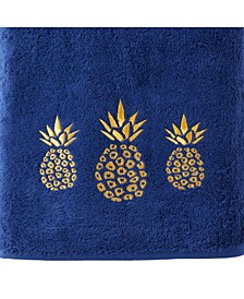Ltd Gilded Pineapple Bath Towel