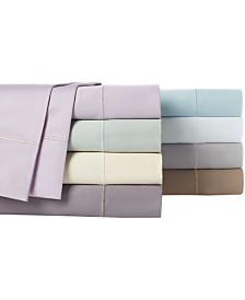 Luxury 1000 Thread Count Egyptian Cotton Solid Colored Sheet Set