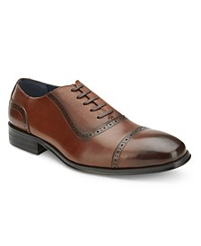 Men's Cap Toe Shoe Dress