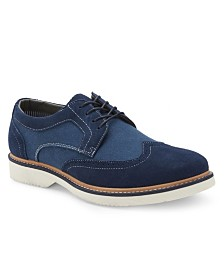 Reserved Footwear Men's The Chester Wingtip Derby