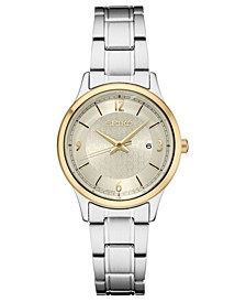 Women's 50th Anniversary Stainless Steel Bracelet Watch 28.7mm - A Special Edition