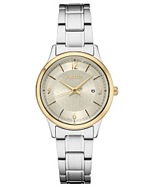 Seiko Women's 50th Anniversary Stainless Steel Bracelet Watch 28.7mm - A Special Edition