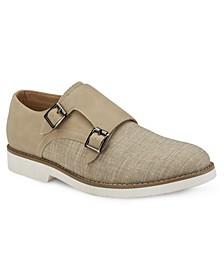 Men's The Donnegal Dress Shoe Monk Strap