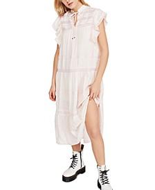 Midnight Magic Midi Dress