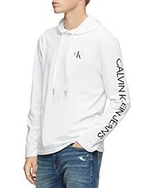 Men's Monogram Logo Hoodie