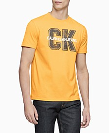 Men's Collegiate Logo Graphic T-Shirt