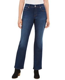 Style & Co Curvy Straight-Leg Jeans, Created for Macy's
