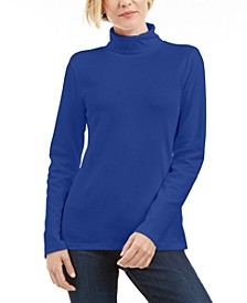 Cotton Turtleneck, Created for Macy's