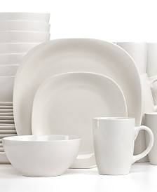 Thomson Pottery Quadro 32-Piece Set, Service for 8