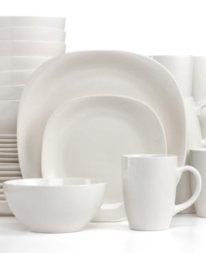 Thomson Pottery Quadro 32-Piece Set, Service for 8