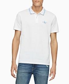 Men's Varsity Polo Shirt