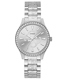 GUESS Women's Stainless Steel Bracelet Watch 38mm