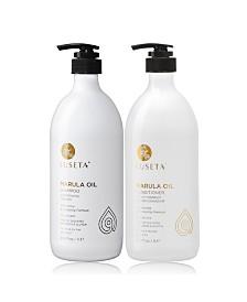 Luseta Beauty Marula Oil Shampoo & Conditioner Set & Conditioner Set 67.6 Ounces