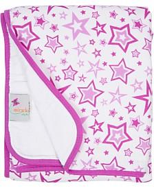 Miracle Baby Muslin Serenity Blanket