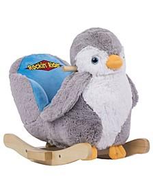 Percy The Penguin Baby Rocker