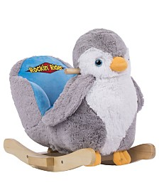 Rockin' Rider Percy The Penguin Baby Rocker