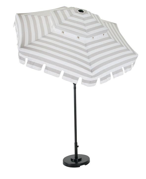 Novogratz Poolside Collection Connie Outdoor Umbrella