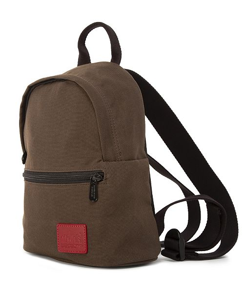 Manhattan Portage Waxed Nylon Randall's Backpack